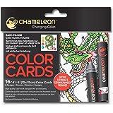Chameleon Art Products, Chameleon Color Cards, Tattoo