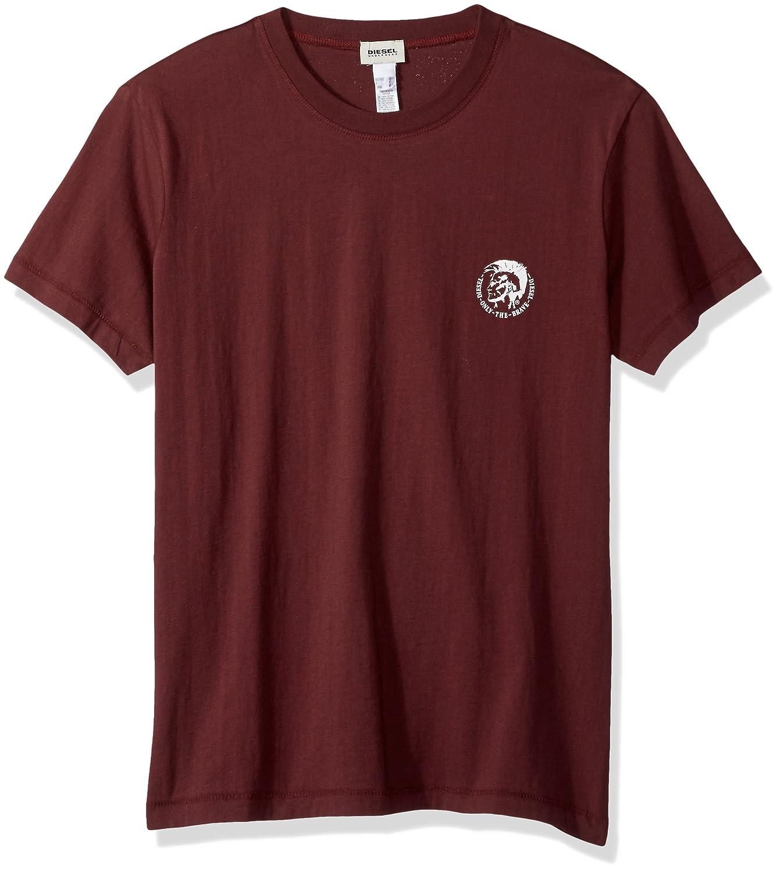 Diesel Mens Standard Jake Mohican Logo Sleep Shirt 00CG460TARI