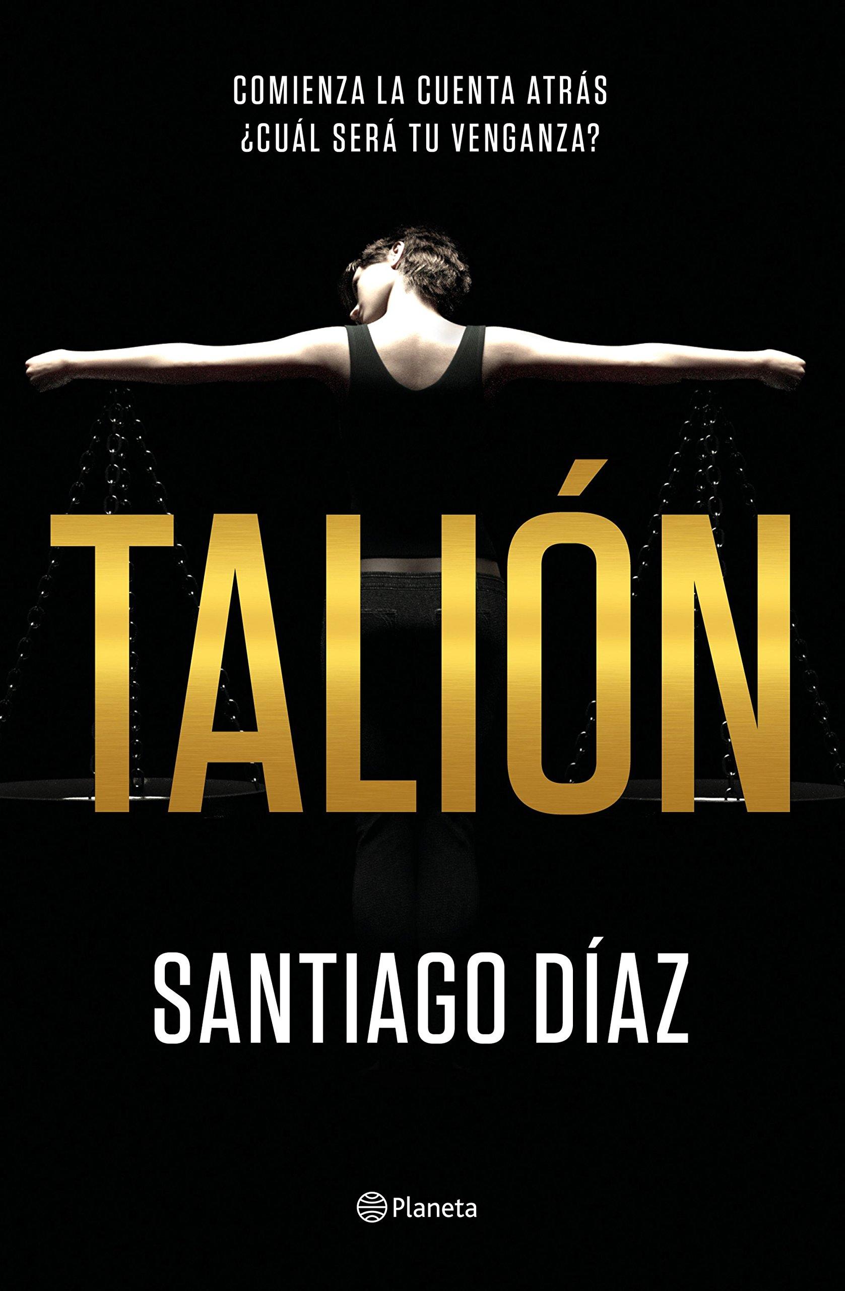 Talión: 3 (Autores Españoles e Iberoamericanos): Amazon.es: Díaz ...