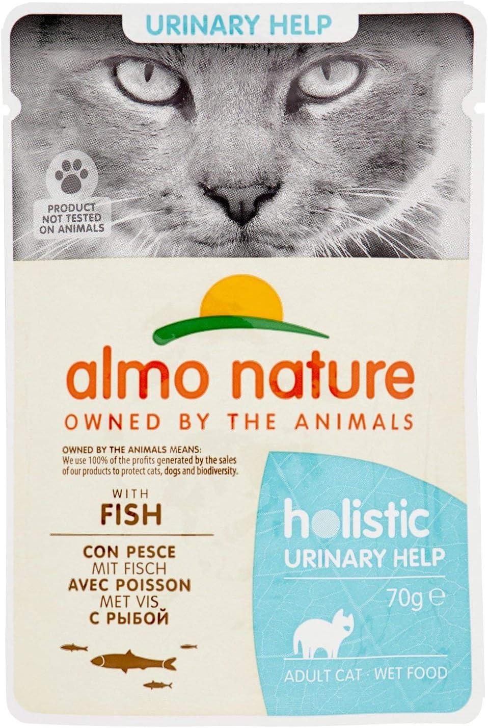 Almo Nature - Soporte urinario para Gatos: Amazon.es: Productos para mascotas