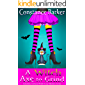 A Witch Axe to Grind (Calamity Corners Witch Cozy Mystery Series Book 4)