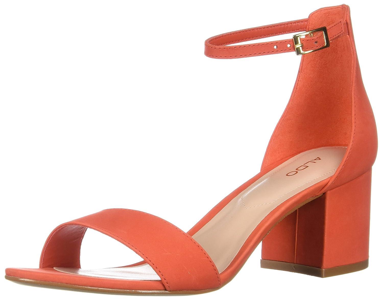 orange Aldo Women's VILLApink Heeled Sandal