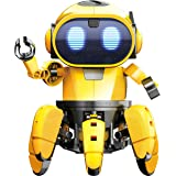 """Elenco Teach Tech """"Zivko The Robot"""", Interactive A/I Capable Robot with Infrared Sensor, STEM Learning Toys for Kids 10+"""
