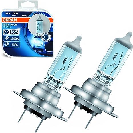 Kitt 64210cbi Hcb Osram Cool Blue Intense H7 Halogen Scheinwerfer 64210cbi Hcb 12 V Duobox 2 Stück Auto