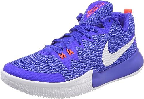Nike Zoom Live II, Zapatillas de Baloncesto para Hombre: Amazon.es ...