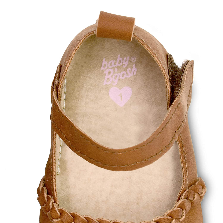OshKosh BGosh Kids Girls Huarache Sandal Crib Shoe