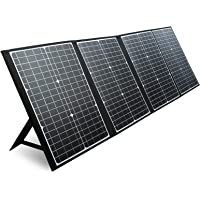 Deals on PAXCESS 120W Portable Solar Panel
