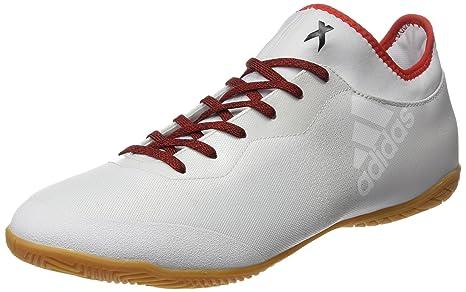 super popular 7c1e2 e96bc adidas X Tango 16.3 IN - Zapatillas de fútbol Sala para Hombre, Blanco - (