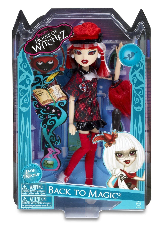 Bratzillaz House of Witchez - Jade J'Adore Back to Magic by Bratz
