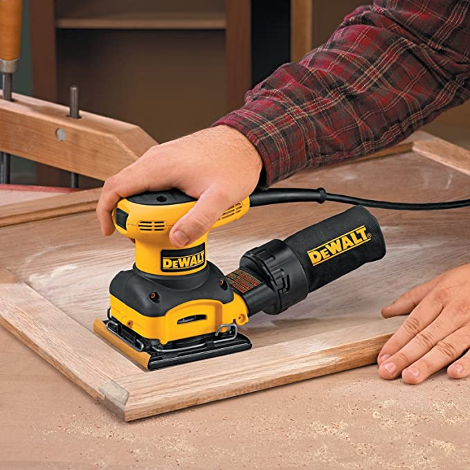 DEWALT D26441 Palm Grip Sander