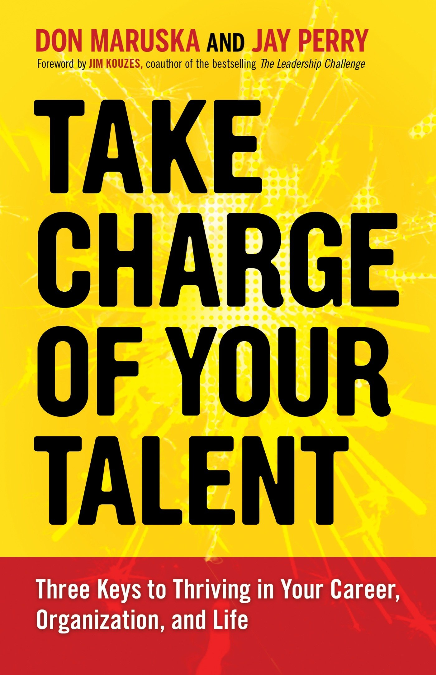 Take Charge Your Talent Organization