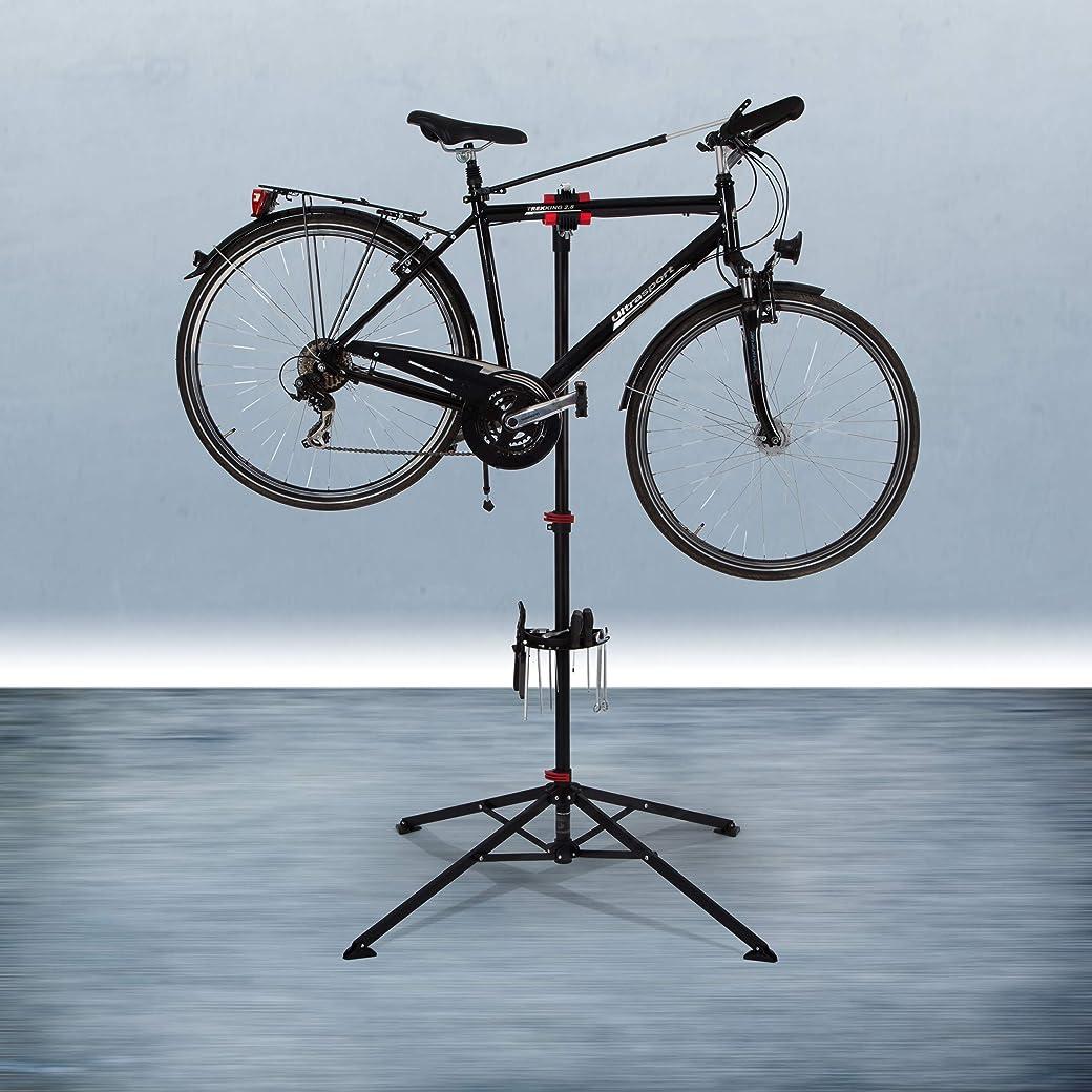 Ultrasport Caballete para Bicicleta, Caballete de Montaje Estable