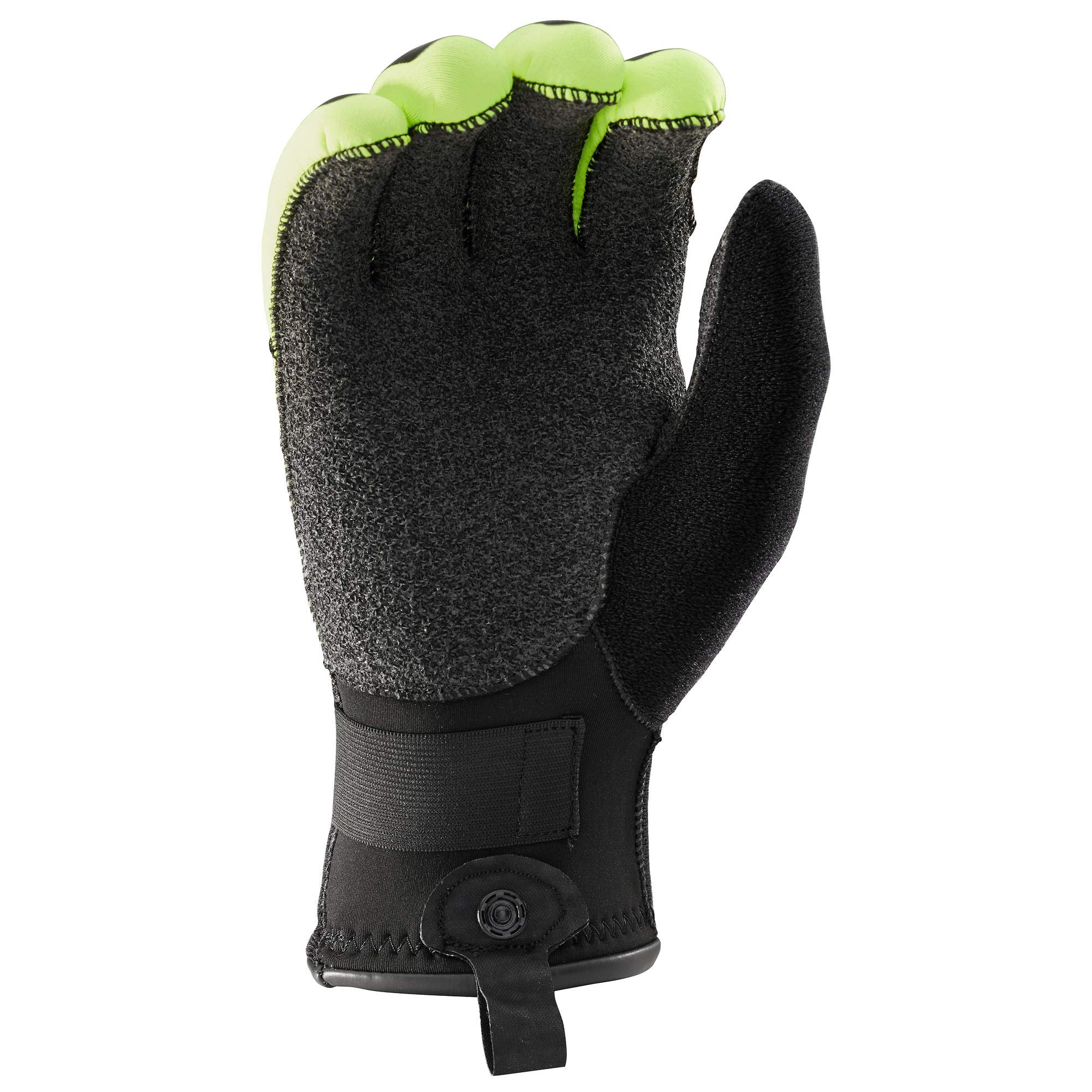 NRS Reactor Rescue Glove High Vis Green Large by NRS (Image #2)