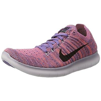 Nike Free RN Flyknit, Chaussures de Fitness Femme, Mehrfarbig