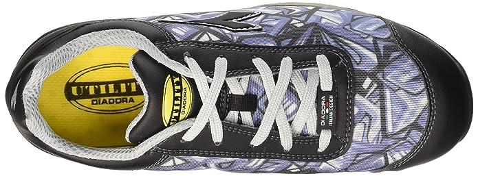 Diadora 701.161253 - Chaussures, Jaune/Vert, Taille 41