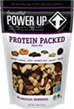 Power Up Trail Mix, Protein Packed Trail Mix, Non-GMO, Vegan, Gluten Free, No Artificial Ingredients, Gourmet Nut, 14 oz Bag