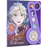 Disney Frozen 2 Elsa, Anna, Olaf, and More! - Into the Unknown Little Music Note Sound Book - PI Kids (Play-A-Song)