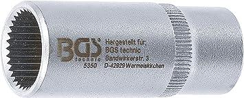 Bgs 5350 Vielzahn Einsatz Für Einspritzpumpen Bei Mercedes Benz Diesel Motoren 33 Zähne Baumarkt