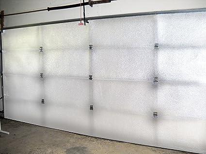 Nasatech 1 Car Single Garage Door Insulation Kit 9x7 9x8 10x7 10x8