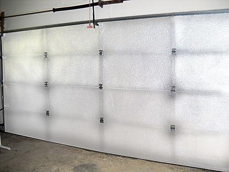 GARAGE DOOR INSULATION KIT Reflective Foam (not Cheap Bubble) 5 Panel 18u0027 X