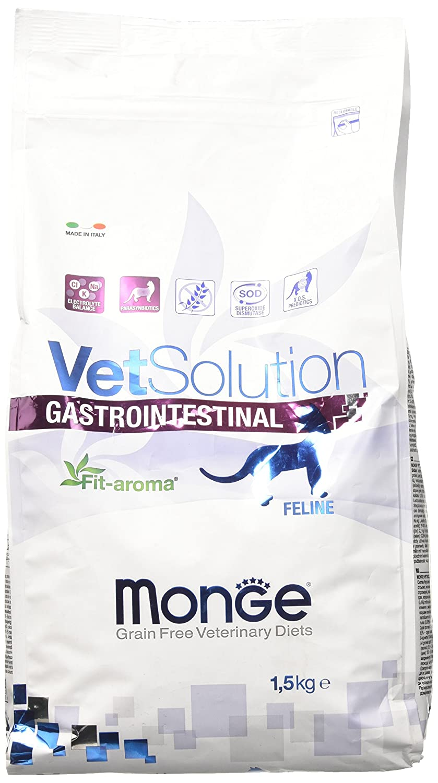 Monge vetsolution Gastrointestinal 1.5 kg: Amazon.es: Productos para mascotas