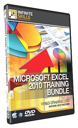 Amazon. Com: advanced excel 2010 training dvd tutorial video.