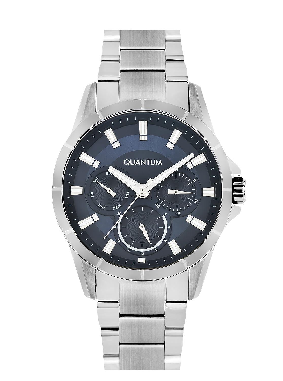 QUANTUM MÄdchen-Armbanduhr Impulse Chronograph Quarz Edelstahl IML461.390