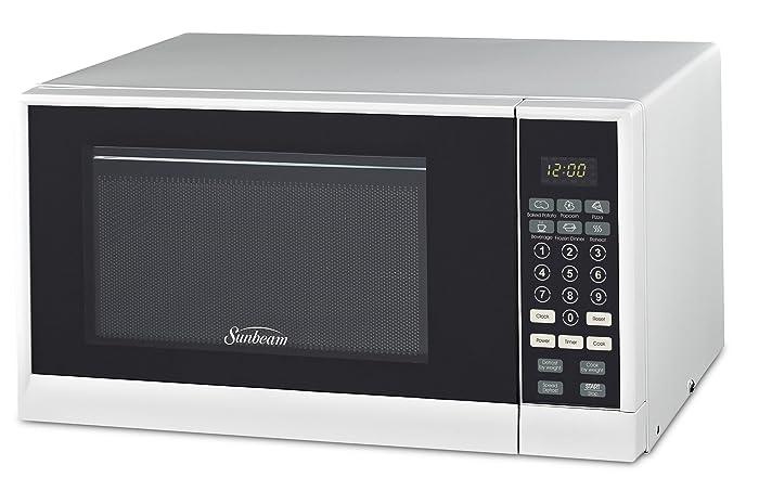 Top 10 Recommended Sunbeam 900 Watt Microwave Manual
