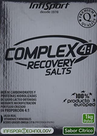 Infisport Complex 4:1 Recovery Cítrico - 1000 gr