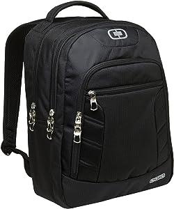 OGIO Laptop (481-00970) Black/Silver Excelsior Carry-On Commuter Backpack