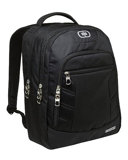 Amazon.com  OGIO 411063 - Black Silver 16