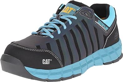 Caterpillar Womens Chromatic Comp Toe Work Shoe