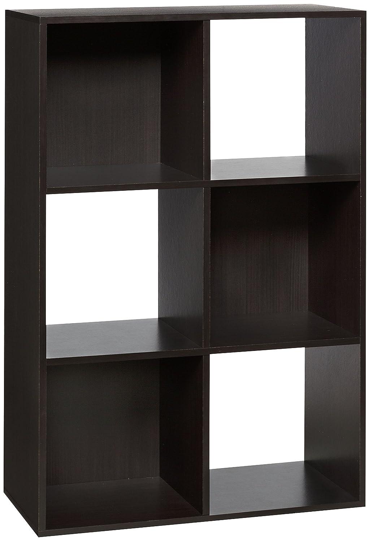 OneSpace 4-Cube Organizer, Espresso Comfort Products Inc. 50-412ES