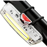 Apace Illuma ZT3000 USB Rechargeable Bike Headlight ? Powerful Bicycle LED Front Light ? Super Bright High-Powered Lumens for Optimal Cycling Safety up to 12 Hours ? Waterproof
