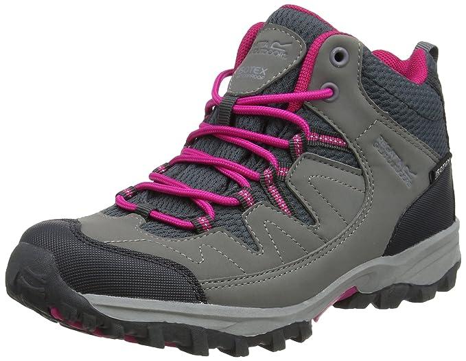 e53a9857b3a Regatta Holcombe Mid Jnr, Unisex Kids' High Rise Hiking Boots