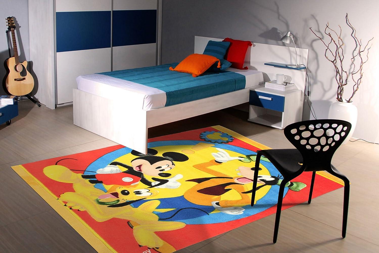 IT-11184-Tappeto per Bambini camerette Disney fantasi Cm 120x80 -Galleria farah1970