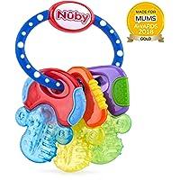 Nuby Icy Bite Keys Teether, Multi