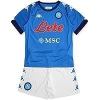 SSC NAPOLI Kit Gara Home Bambino 2020/21 uniseks-kind Kit Rena Home 2020/21