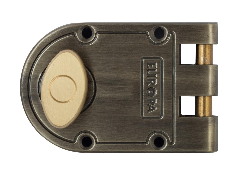 sc 1 st  Amazon.in & Europa Jemmy proof door lock J-310 AB: Amazon.in: Home Improvement