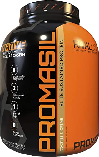 Rivalus Promasil Supplement, Cookies and Cream, 5 Pound