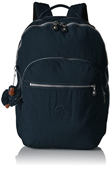6798c7557ba Amazon.com: Kipling Seoul Extra Large Backpack, True Blue: Clothing