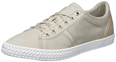 ESPRIT Silvana Lace Up, Women s Low-Top Sneakers  Amazon.co.uk ... 7c72a38a7e