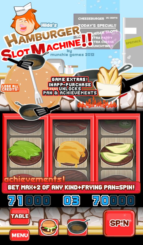 Burger Station Slot Machine