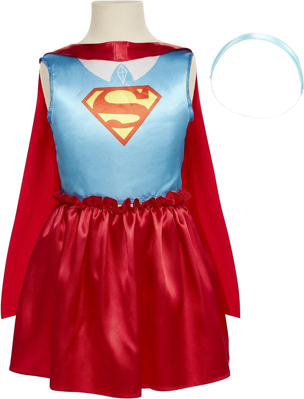 Ragazza Costume Due Pezzi DC Super Hero
