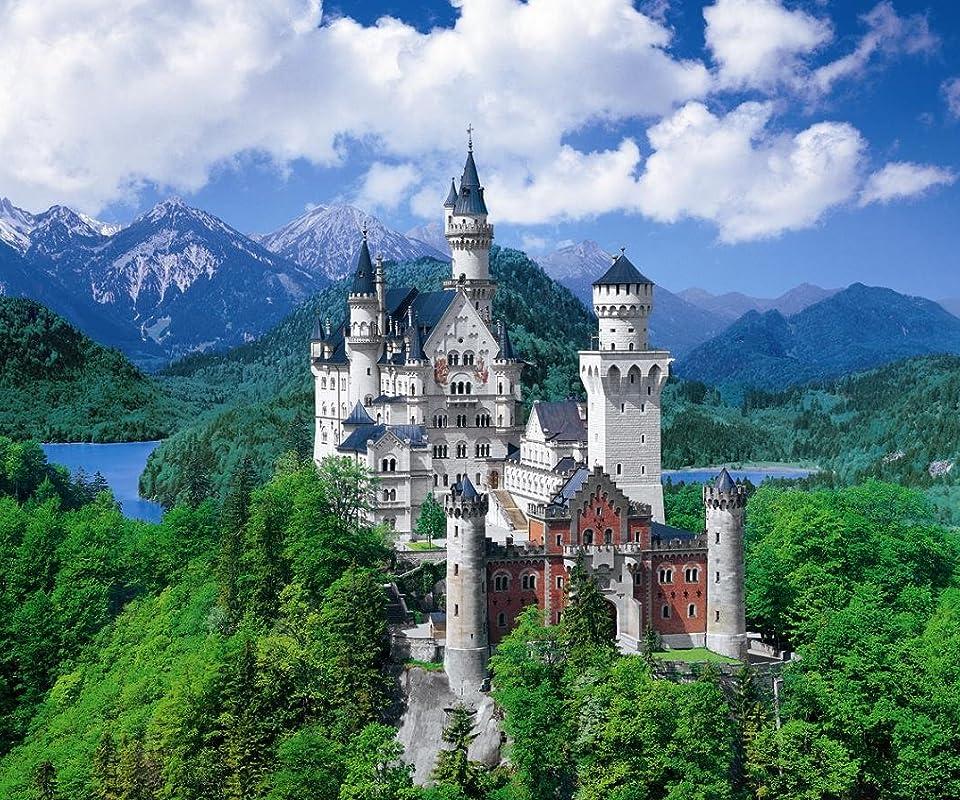 城 ノイシュバンシュタイン城 Android(960×800)待ち受け 画像71270 スマポ