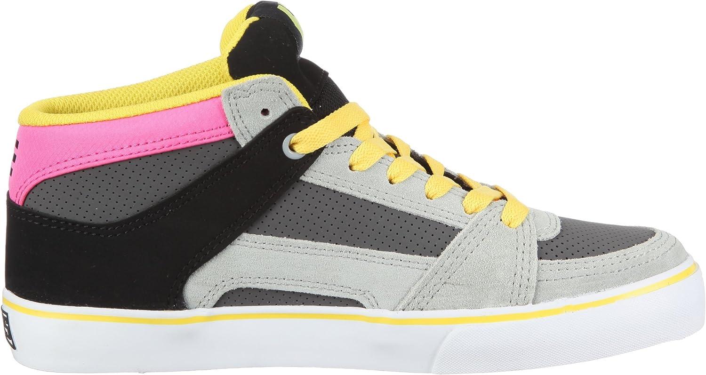 Etnies Men's RVM Skate Shoe Light Grey/Pink