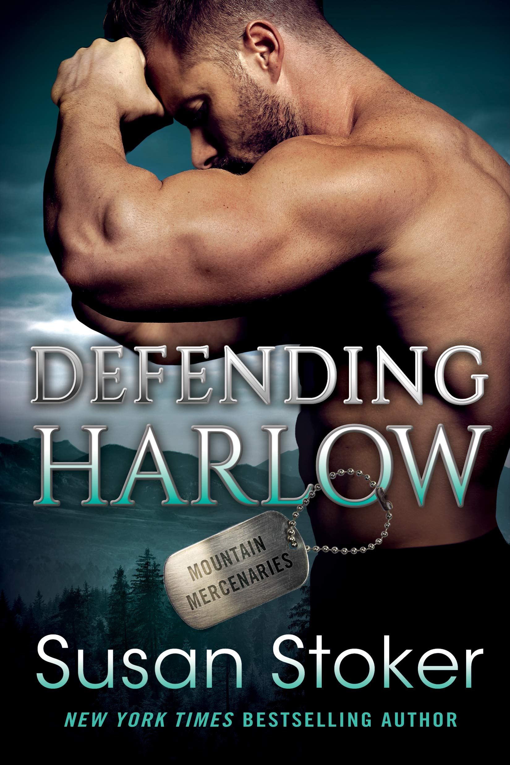 Defending Harlow  Mountain Mercenaries Book 4   English Edition