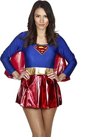 RedRibbonLingerie Oro estándar Supergirl Superman Batman V ...