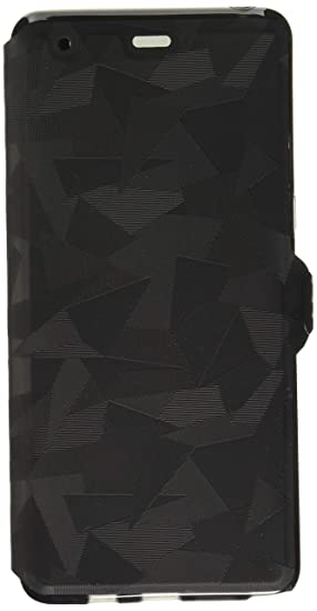 new concept 0aa94 ff0ec Tech21 T21-5762 Evo Wallet Folio Case with Concealed Card Storage for  Samsung Note 8 - Black