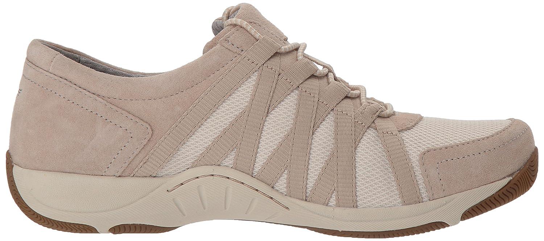 Dansko Women's Honor Sneaker B077VTTXHJ 41 Suede M EU (10.5-11 US)|Sand Suede 41 a6712c